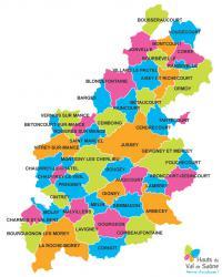 Communauté de Communes des Hauts du Val de Saône (CCHVS)