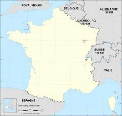Jussey en Europe